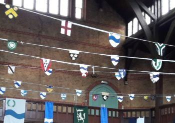 Thamesreach Bunting Project
